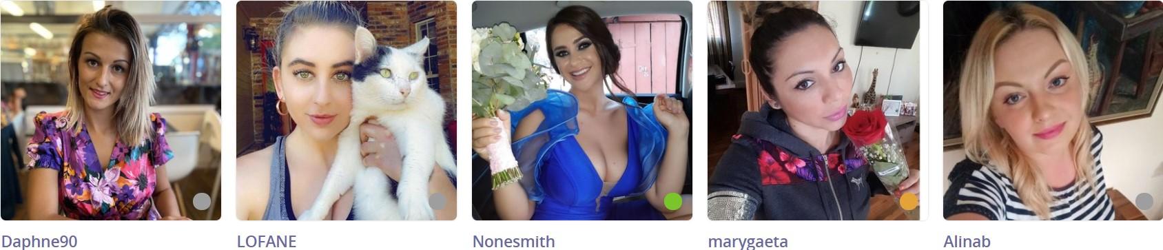 Über Flirt.de lernt man viele attraktive Frauen kennen